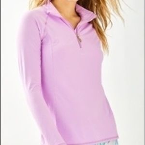 Lilly Pulitzer Justine Luxletic pullover S